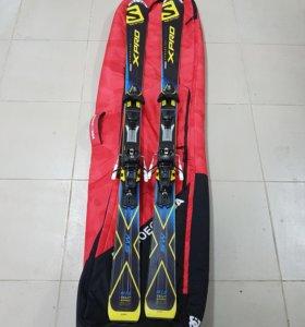 Горные лыжи Salomon XPro SW 162 2016г