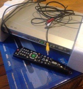 BBK DV318SI Dvd плеер караоке