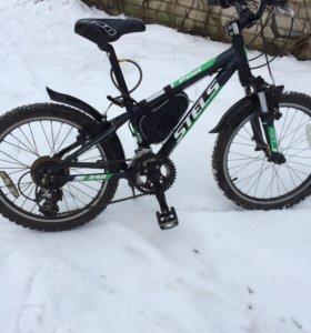 велосипед stels pilot-240 gent 20 (для мальчика)
