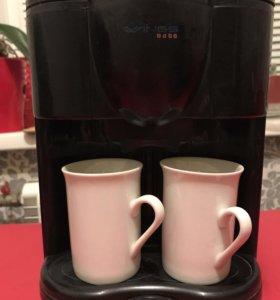 Кофеварка !использовалась 3 месяца