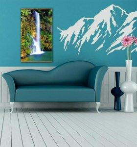 Обогреватель панно Водопад