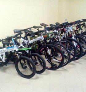Велосипеды Salamon