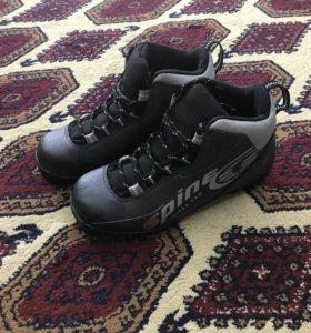Лыжные ботинки 38-го размера