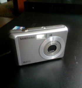 Samsung ES 15 цифр. Фотоаппарат