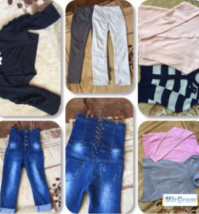 Вещи пакетом на девочку 5-7 лет