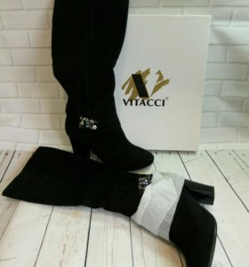 Сапоги зимние VITACCI р-р 36