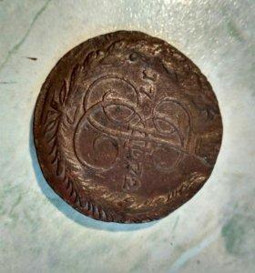 5 копеек 1772 год