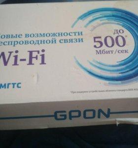 роутер Wi-Fi GPON RV6699