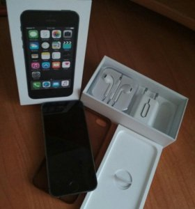 iPhone 5s 16 gb, Space Gray