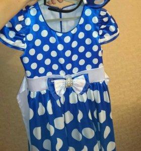 Платье с подьюбником