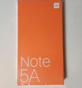 Xiaomi Redmi Note 5A 16GB (золотистый) Глобалка