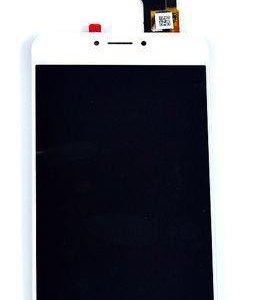 Дисплей для Meizu M3 Note чёрный (белый)