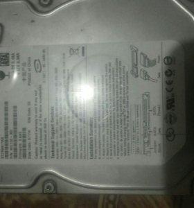 2 жёстких дисков видео карта и оперативная карта
