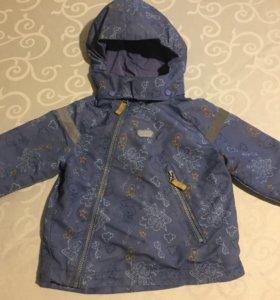 Куртка ветровка Barquito и шапка