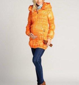 Куртка 2в1 для беременных I love MUM