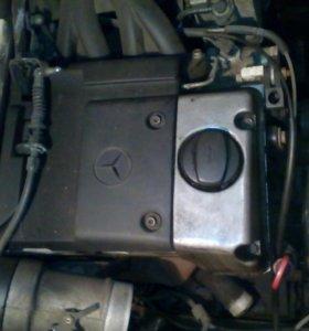 Двигатель мерседес 605 с коробкой автомат
