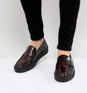 Лоферы (ботинки) asos. Новые.