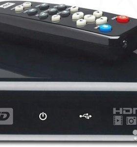 Мультимедийный проигрыватель WD HD TV