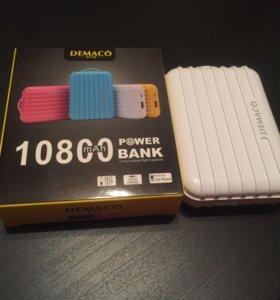 Power Bank 10800 mAh все цвета