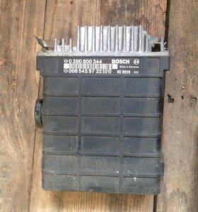 Блок управления двигателем 0280800344
