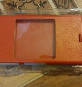 Стильный чехол SONY scr26 Xperia Z3 Compact