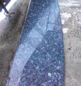Плиты натур.камень полировка