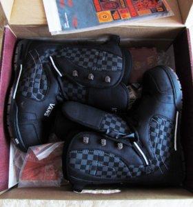 Ботинки для сноуборда Vans Probo Mens