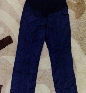Балониевые брюки для беременных