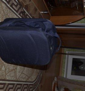 сумка дорожная на колесах