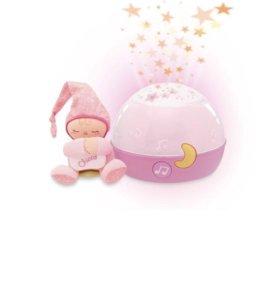 Проектор «Первые грезы» розовой