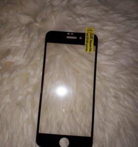 Стекло 3d на iPhone 7/8