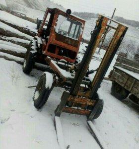 Трактор Т-16
