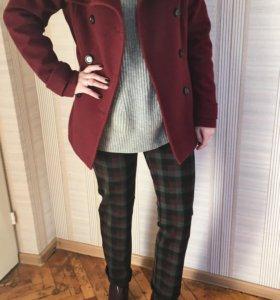 Короткое пальто HM