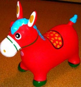 Прыгун лошадка