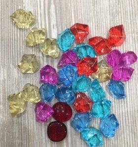Кристаллы для декора