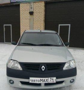 Renault Logan 2008 года