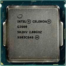 Intel i5 G3900