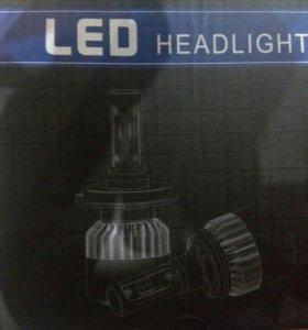 Автомобильные LED лампочки