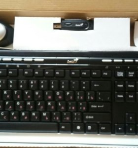 Клавиатура и мышь беспроводная