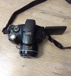 Гибридный Canon PowerShot SX30IS в отличном состоя