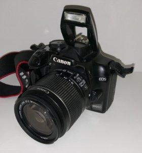 Canon eos 1000d 18-55mm