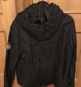 Куртка мужская весна размер 48-50 весна