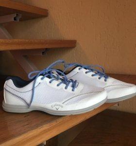 Кеды Callaway. Обувь для игры в гольф