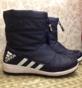 Обувь ( зима) дутики