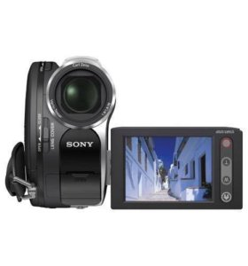 Продам видеокамеру Sony dcr-dvd608e