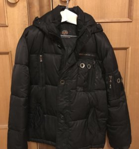 Куртка мужская зима пуховик