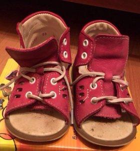 Ботиночки для первого шага