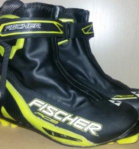 Продам лыжные ботинки Fischer RCS