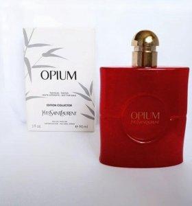 Yves Saint Laurent Red Opium TESTER (в наличии)