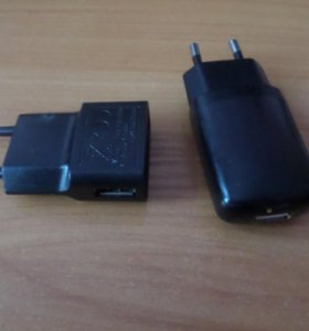 адаптер USB, зарядное устройство